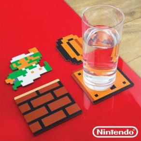 Super Mario - podmetači za čaše, 20 kom