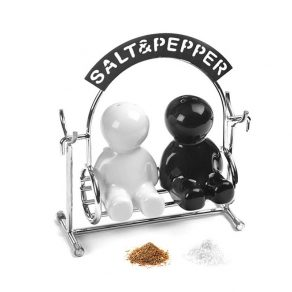 Dozatori za sol i papar - ljuljačka