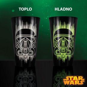 Star Wars - termoreaktivna čaša Stormtrooper