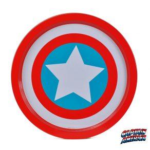 Marvel - pladanj za posluživanje Captain America