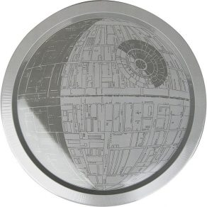 Star Wars - pladanj za posluživanje Death Star