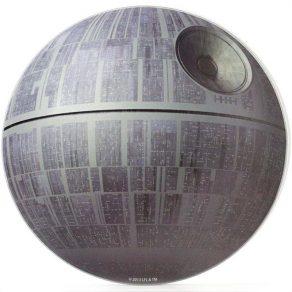 Star Wars – staklena daska za rezanje Death Star, 32 cm