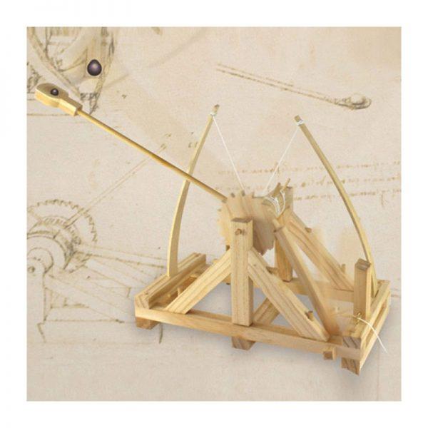 Drvena maketa - Da Vincijev katapult