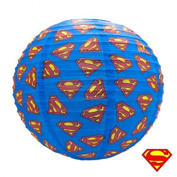 DC – sjenilo za lampu Superman