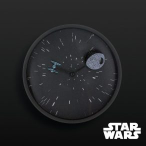 Star Wars - zidni sat Death Star