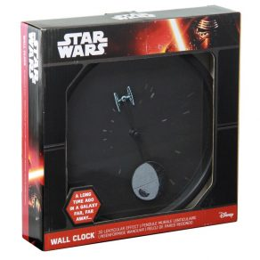 Star Wars - zidni sat Death Star