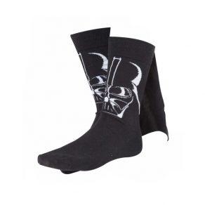 Star Wars - čarape s plaštom Darth Vader