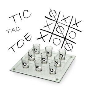 Križić-kružić - drinking game
