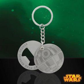 Star Wars - privjesak za ključeve / otvarač za pivo Death Star