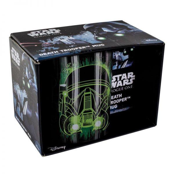 Star Wars - šalica Death Trooper / Death Star