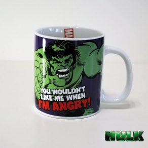 Marvel - XXL šalica Hulk
