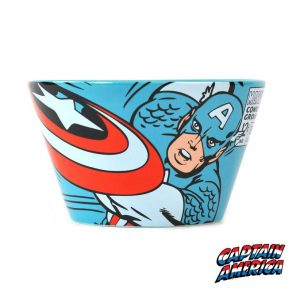 Marvel - zdjelica Captain America