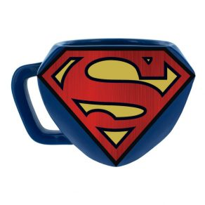 DC - šalica Superman logo No. 1