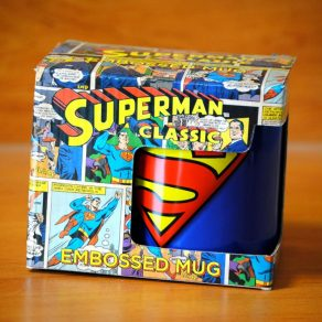 DC - šalica Superman No. 2