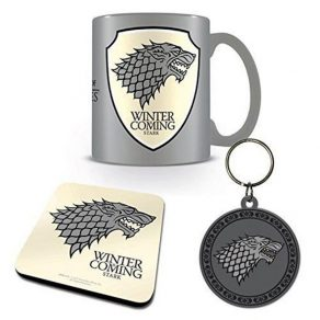 Game of Thrones - poklon paket Stark