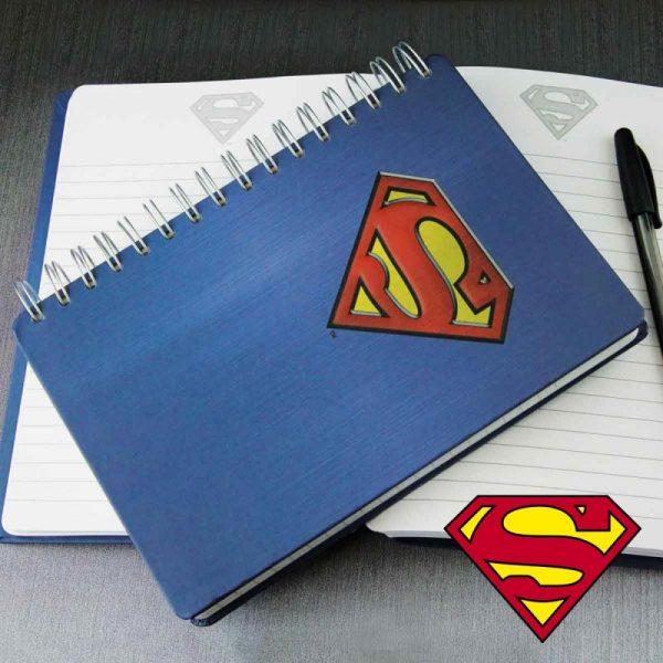 DC - bilježnica Superman