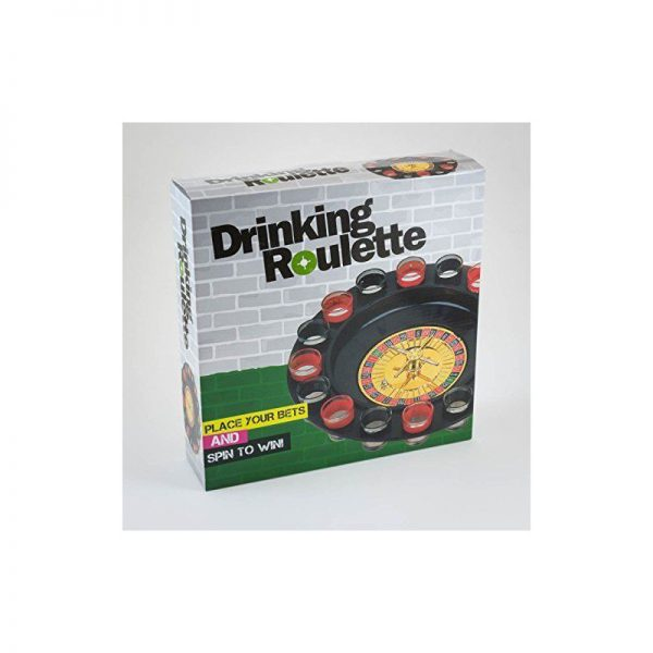 Roulette - drinking game