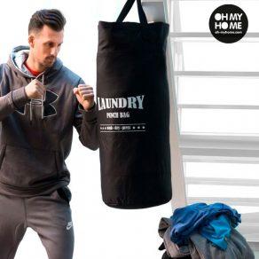 Košara za rublje - vreća za boks