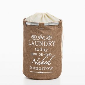 Vreća za rublje - Laundry Today or Naked Tomorrow