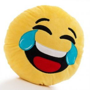Jastuk emoji LOL