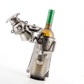 Ukras za butelju metalni kuhar
