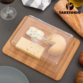 Daska i spremnik za sir