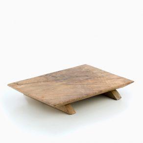 Poslužavnik rustikalni, drvo