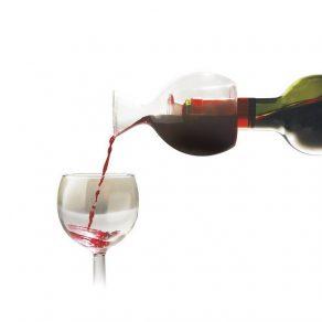 Aerator za vino, stakleni