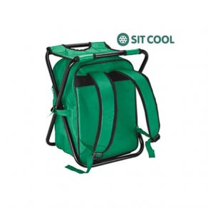 Rasklopni stolac, hladnjak i ruksak 3u1