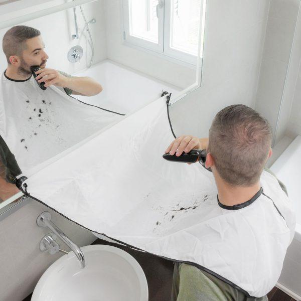 Pregača za šišanje brade