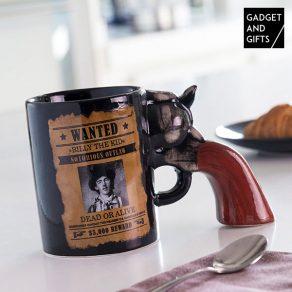 Šalica – revolver Billy the Kid
