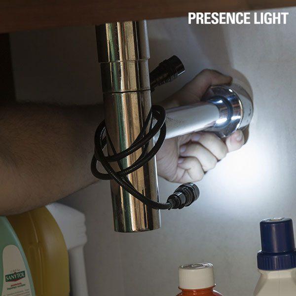 Fleksibilna dvostruka magnetska LED svjetiljka