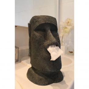 Samostojeći dispenser za maramice Moai