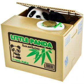 Automatska štedna kasica panda