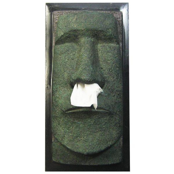 Dispenser za maramice Moai