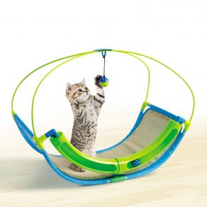 Igračka za mačku - ljuljačka