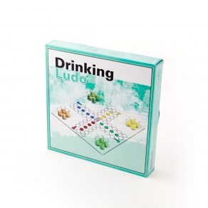 Čovječe ne ljuti se - drinking game