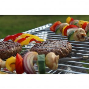 Sklopivi roštilj - nehrđajući čelik