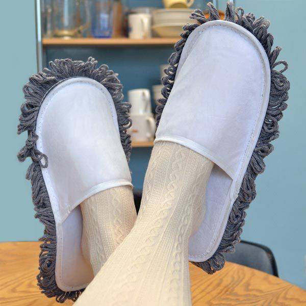 Papuče za čišćenje podova