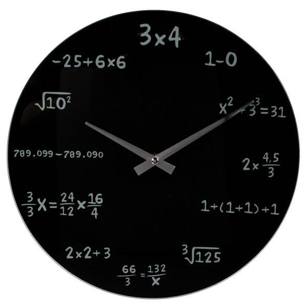 Matematički zidni sat