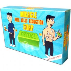 Miracle Beer Belly Reduction sapun