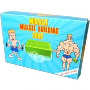 Miracle Muscle Building sapun