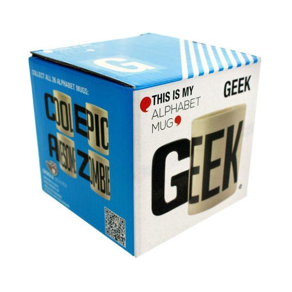 Šalica - Geek