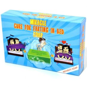 Miracle Cure For Farting in Bed sapun