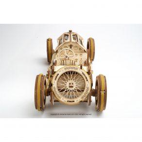 Ugears drvena maketa - U-9 Grand Prix automobil
