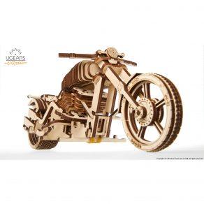 Ugears drvena maketa - VM-02 motocikl