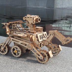 Robotime - Curiosity Rover na solarni pogon