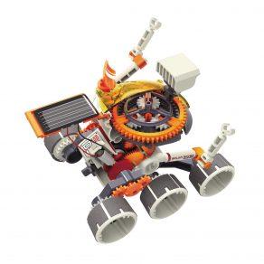 Maketa na solarni pogon - Moonwalker