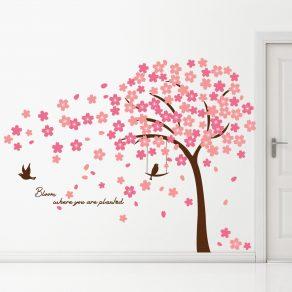 Dekorativna naljepnica - drvo