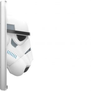 Star Wars - Philips zidna svjetiljka Stormtrooper